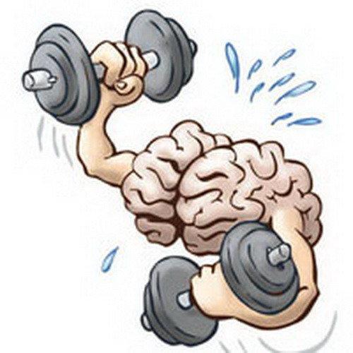 О связи между сознанием и ростом мышц