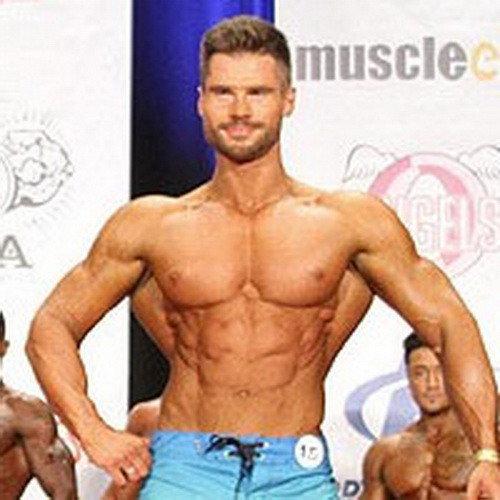Денис Гусев: мой дебют в «Men's Physique Pro»