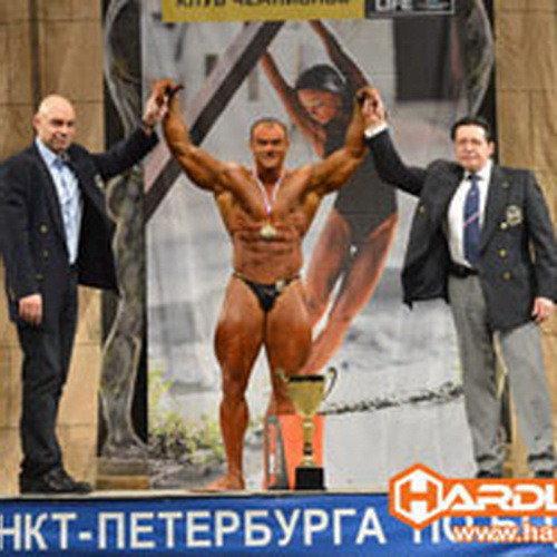 Кубок Санкт-Петербурга по бодибилдингу - 2014 (итоги первого дня)