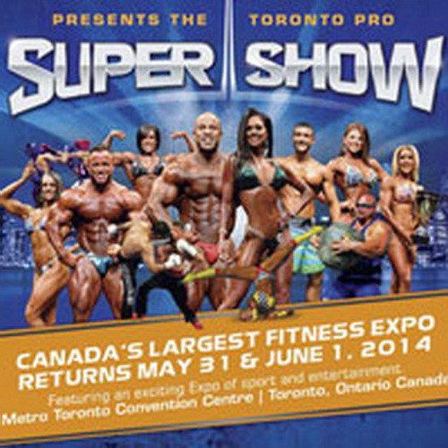 IFBB Toronto Pro - 2014
