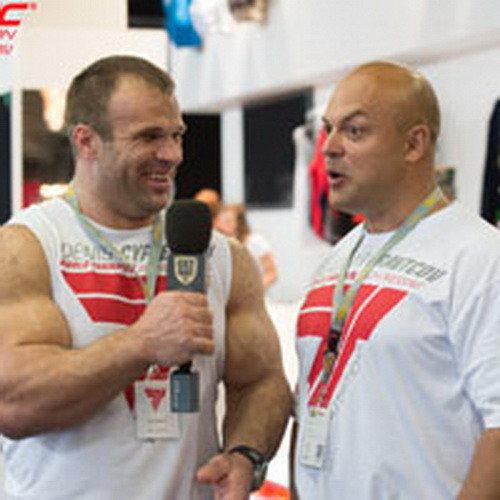 Интервью - Владимир Кравцов