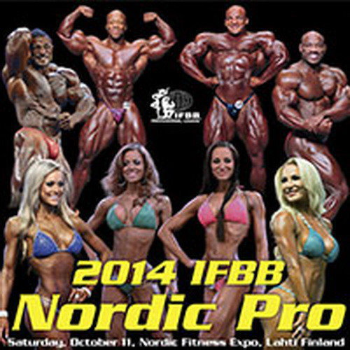IFBB Nordic Pro Championships - 2014 (анонс)