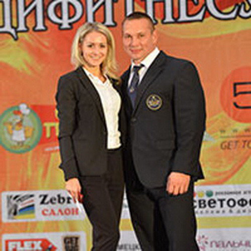 Чемпионы Брянской области по бодибилдингу - 2014