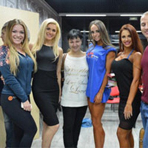 Регистрация участников чемпионата России по бодибилдингу - 2014