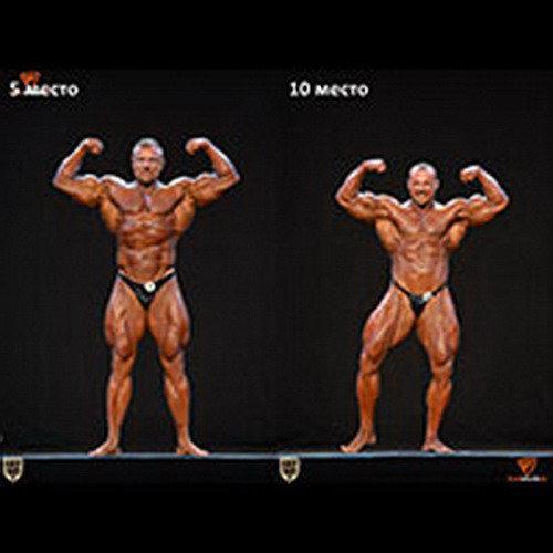 Алексей Шабуня и Далибор Хашек на «Гран-при Фитнес Хаус Про» - 2014