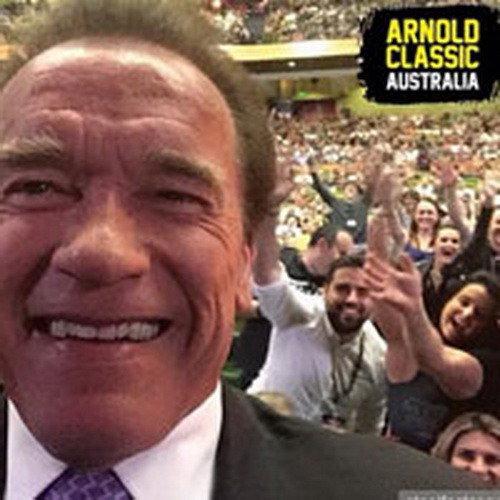 Арнольд Классик Австралия - 2015 (результаты)