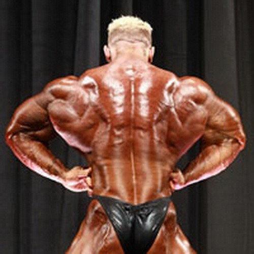 Денниса Вульфа: придание толщины широчайшим мышцам спины