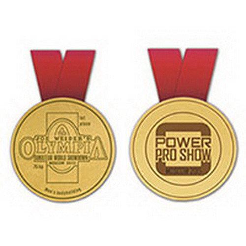 Медали Power Pro Show 2015: стильные и несокрушимые