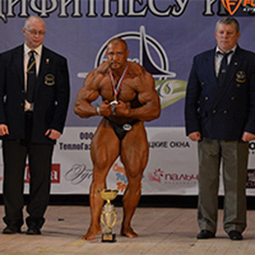 Чемпионат Брянской области по бодибилдингу - 2015