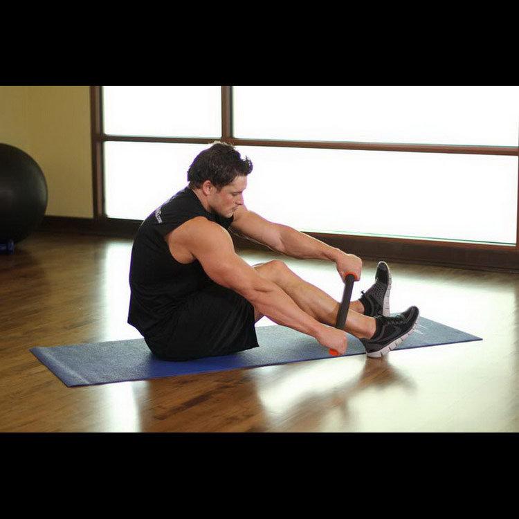 Разминка передних большеберцовых мышц