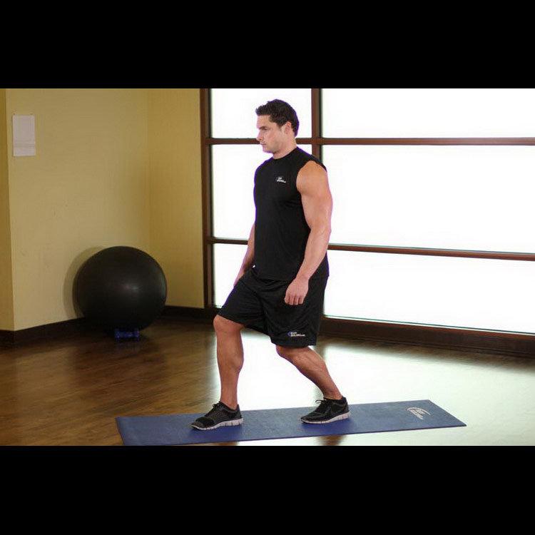 Растяжка икроножных мышц и ахиллесовых сухожилий