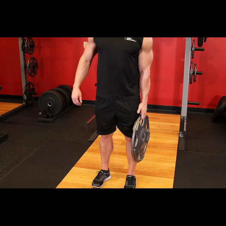 Удерживание веса стоя