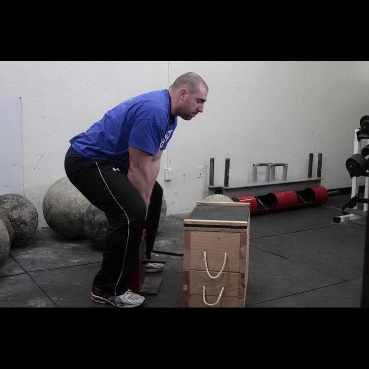 Упражнение Силовая лестница