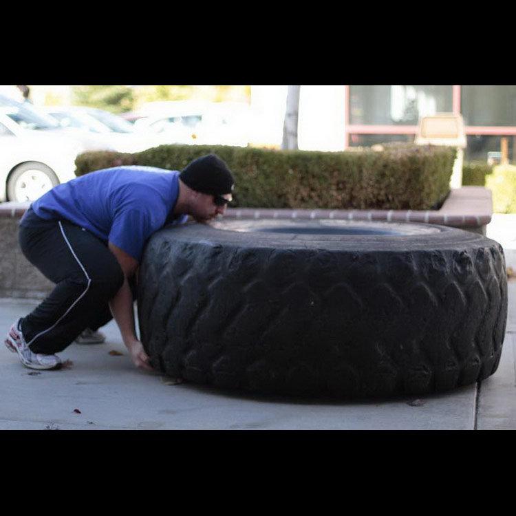 Переворот шины
