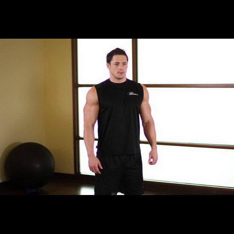 Подъём плеч