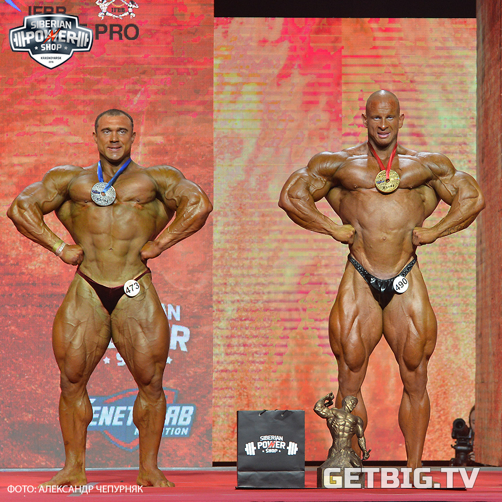 TOP-3 Bodybuilding на Siberian Power Show - 2021